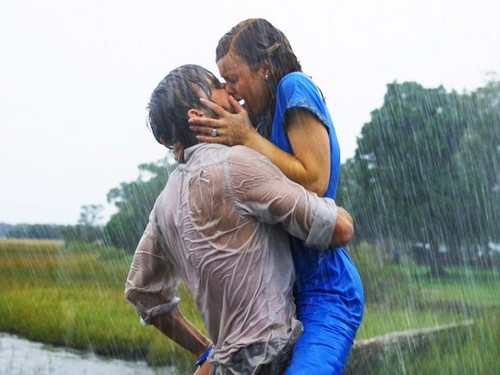 Rachel McAdams as Allie in The Notebook