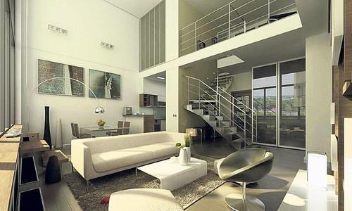 Radek Stepanek and wife Nicole have luxury housing..