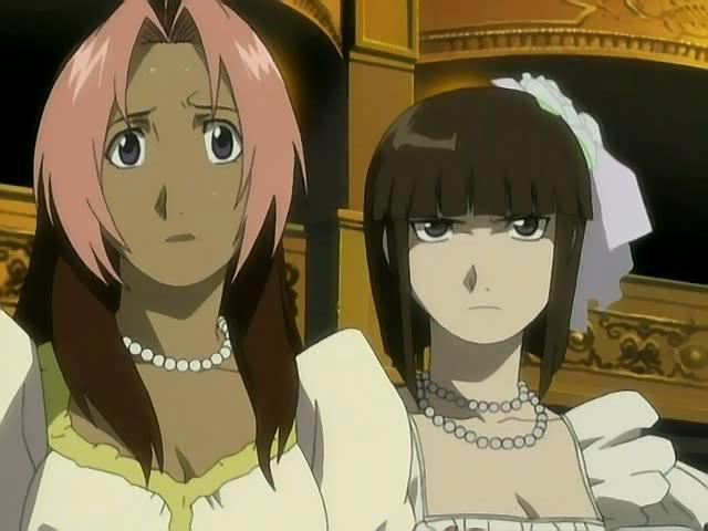 Rose Thomas and Dante