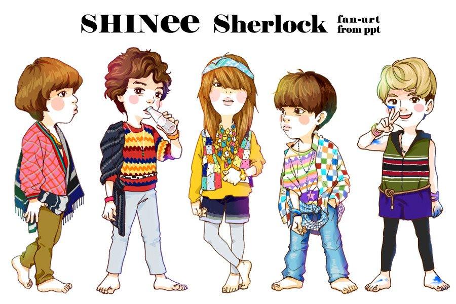SHINee - Shinee Fan Art (32077235) - Fanpop
