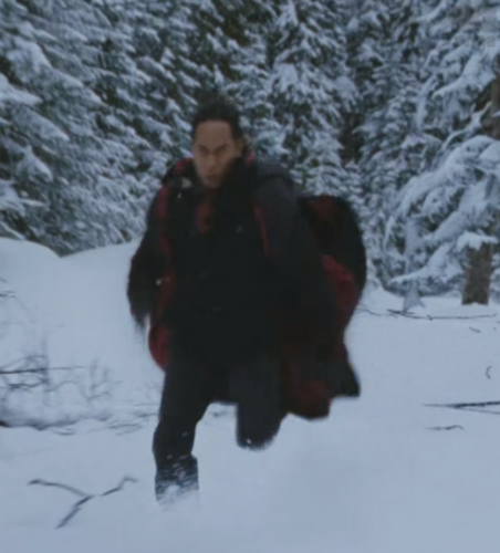 Screen Grabs from Breaking Dawn Part 2