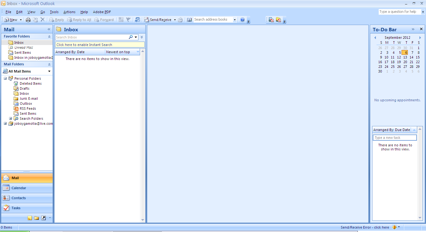 Microsoft Office Images Screenshot For Microsoft Office Outlook 2007