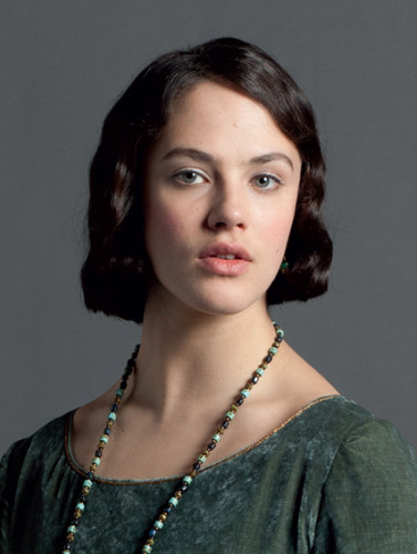 Lady Sybil Crawley wallpaper probably containing a portrait titled Season 3