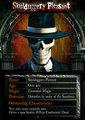 Skulduggery Card