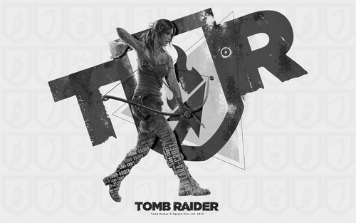 TR 2013 - tomb-raider-reboot Wallpaper