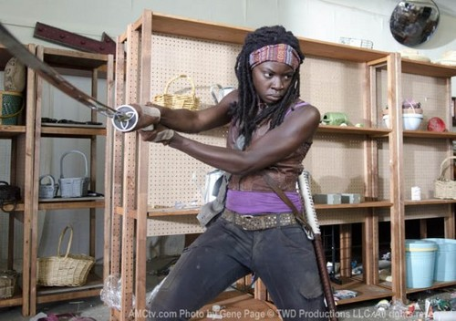 TWD Season 3 Promotional Photos
