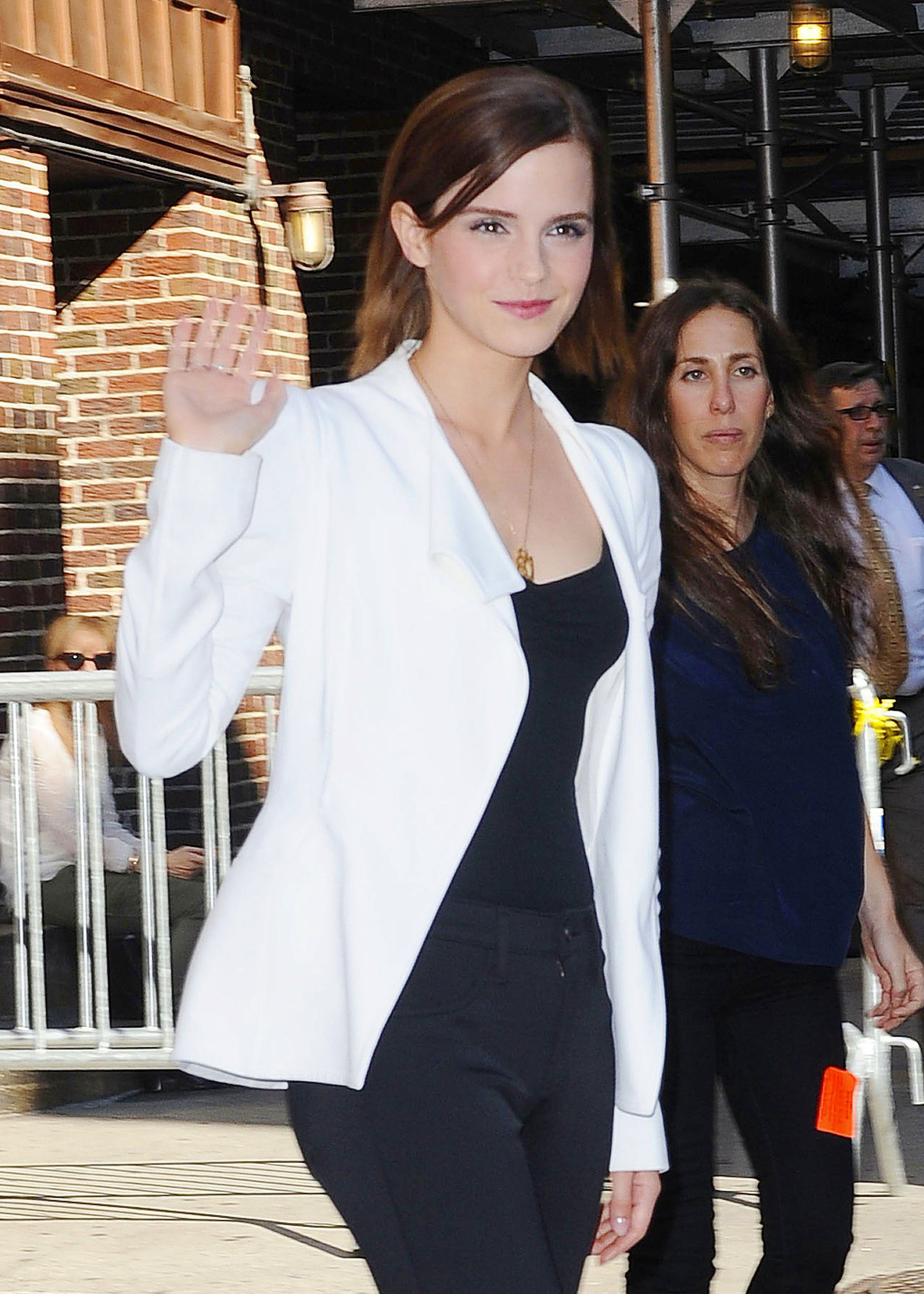 The Late Show with David Letterman - September 5, 2012 - HQ