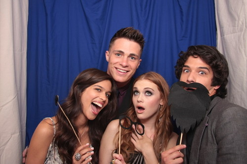 Thirst Gala Photobooth