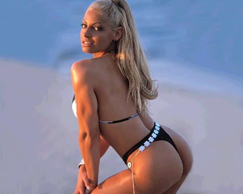 Wwe trish stratus hot