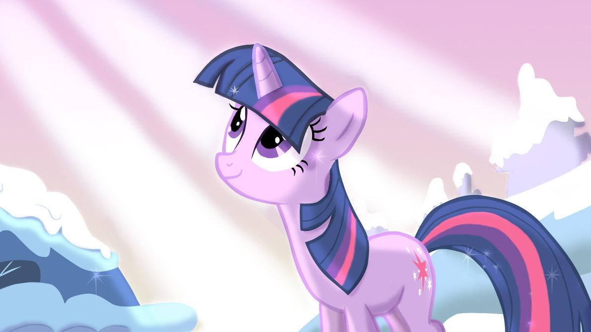 My Little Pony Friendship Magic Twilight Sparkle
