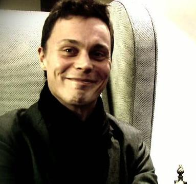Ville Valo wallpaper probably with a portrait called Ville's smile