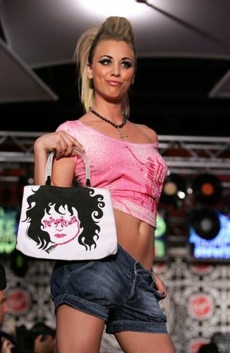 Virgin Girl Rocks Fashion