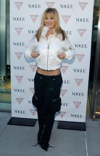 Vogue And Guess? Host Event