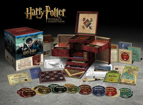 Wizarding collection