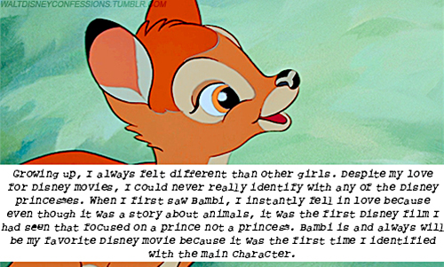 Disney confessions