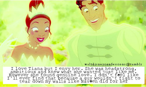 The Princess and the Frog wallpaper possibly with anime called disney confessions