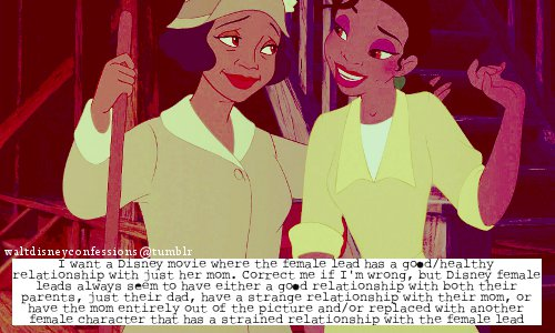 The Princess and the Frog kertas dinding with Anime entitled Disney confessions