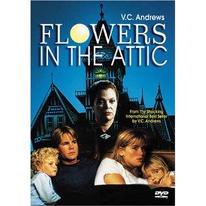 Blumen in the attic movie cover