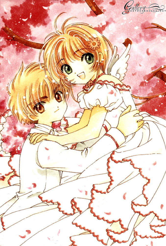 sakura and syaoran - photo #13