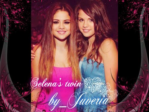 selena twin :D