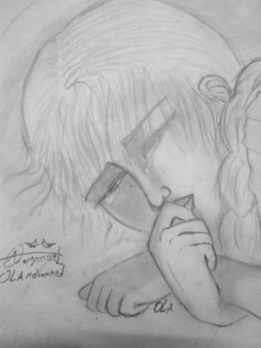 what do bạn think about my drawing??? write to me acomment plz ^_^