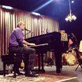 Hugh Laurie- konser The Grand Ballroom at Manhattan Center Studios 10.09.2012