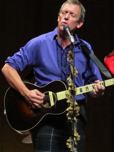 Hugh Laurie- концерт The Grand Ballroom at Manhattan Center Studios 10.09.2012