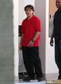 *NEW PHOTOS* (Sep. 07) Prince Jackosn leaving the dermatologist 2012
