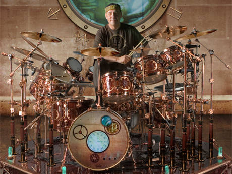 Neil Peart Greatest Rock Drummers 32173864 460 345