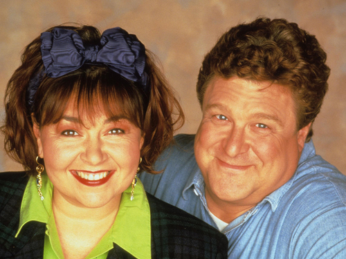 Roseanne wallpaper entitled  Roseanne & Dan