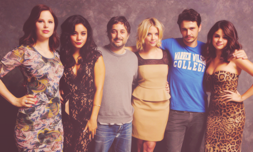 """""""Spring Breakers"""" Portraits at 2012"""