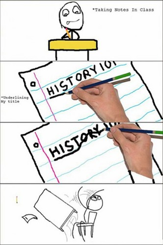 *Taking Notes in Class*