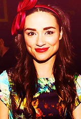 » crystal reed «