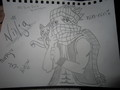 my drawings for fairy tail