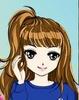 DARA 2NE1 photo probably containing anime entitled 2ne1 cute cartoon