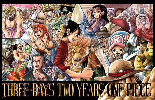one piece wallpaper containing anime titled 3D2Y