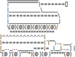 A Tank and a Truck from Wikipedia - ascii-art icon