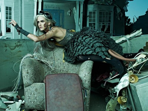 ANTM college edition_episode 4_zombie photoshoot