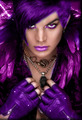 Adam Lambert's photoshopped image - adam-lambert photo