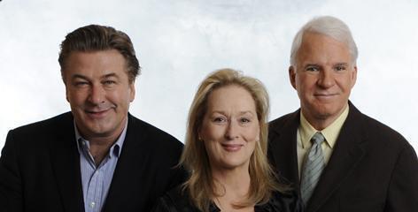 Alec, Meryl and Steve