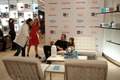 Alex & Onata Aprile at TIFF - Variety Studio Presented da Moroccanoil At Holt Renfrew