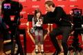 Alex & Onata Aprile at TIFF - Variety Studio Presented By Moroccanoil At Holt Renfrew