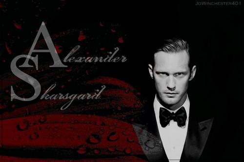 Alexander Skarsgård wallpaper possibly with a business suit entitled Alexander Skarsgard