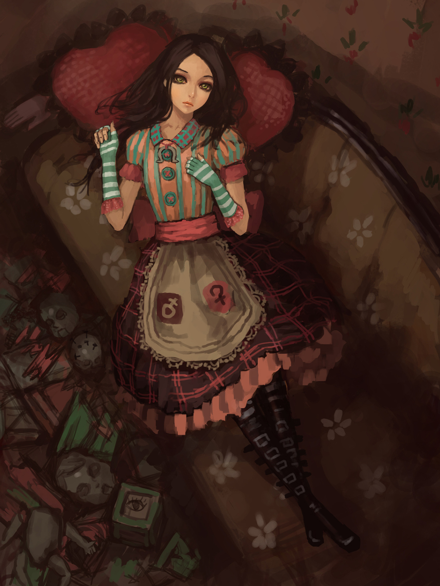 Alice madness returns fanclub images alice 01 hd for Www the house com returns