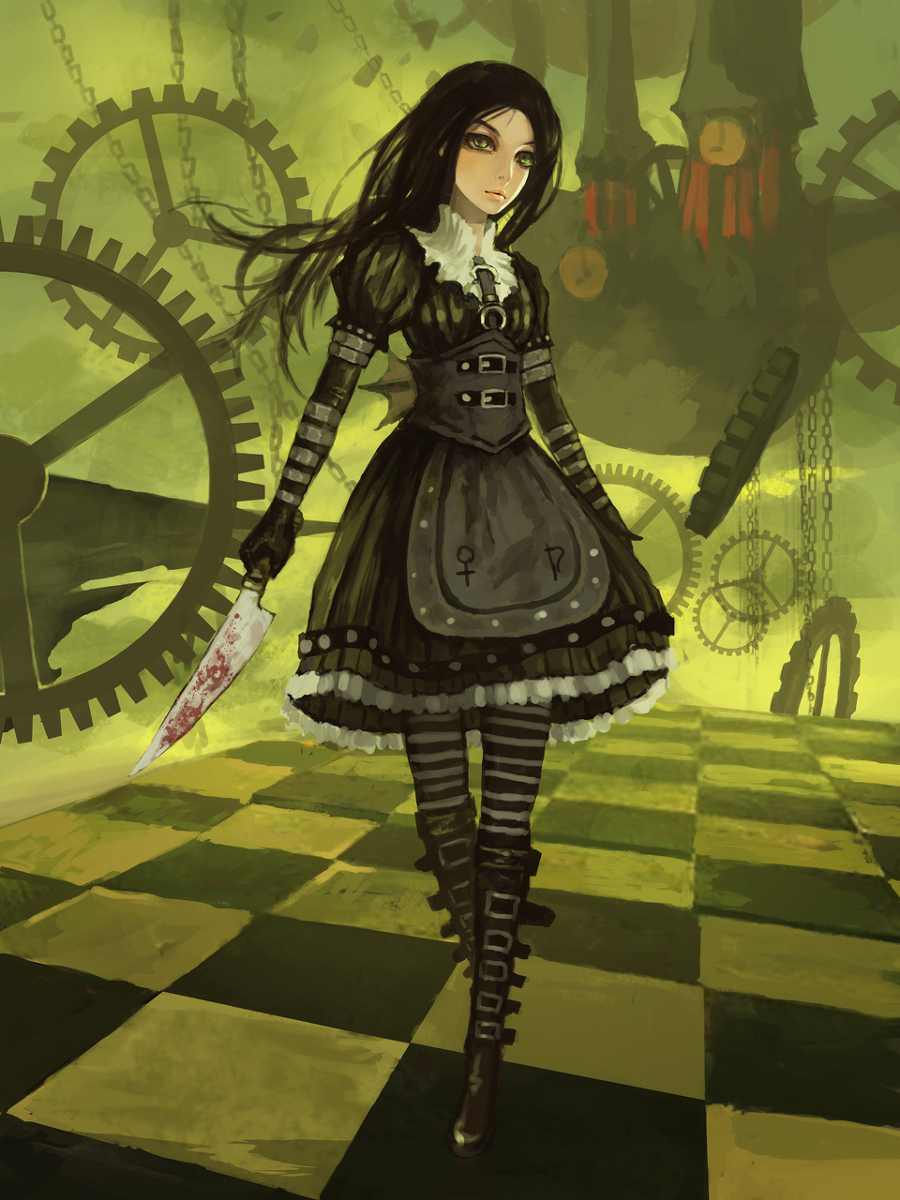 Alice Madness Returns Dresses Anime http://images6.fanpop....