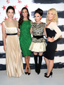 Alice + Olivia By Stacey Bendet - Arrivals - Spring 2013 Mercedes-Benz Fashion Week - odette-yustman photo