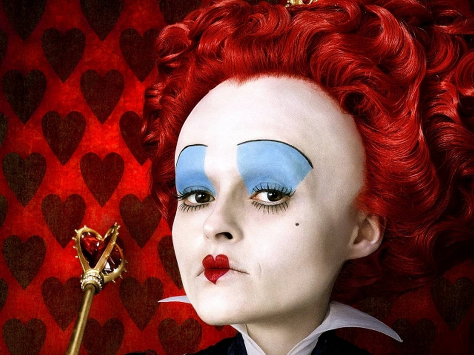 Alice in Wonderland  2010  AliceQueen Of Hearts Alice In Wonderland Tim Burton