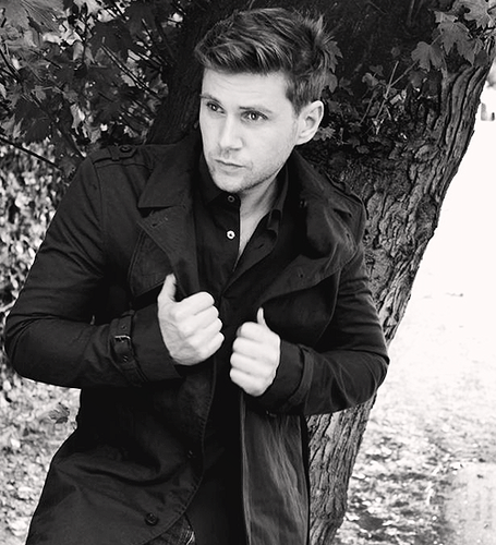 Allen Leech New Photoshoot