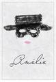 Amelie Minimalist Poster