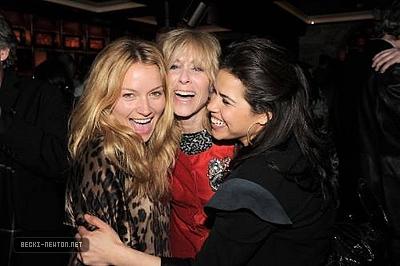 America Ferrera Celebrates Her Birthday At SL Nightclub